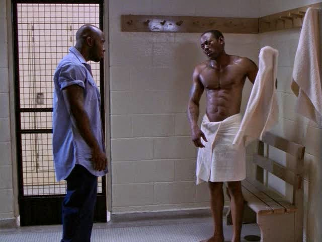 Omar epps nude scene