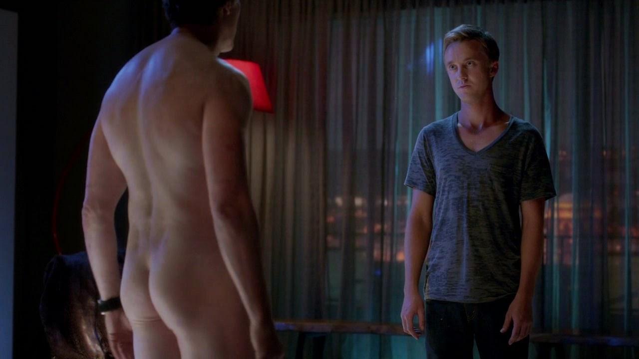 tom felton nude ass