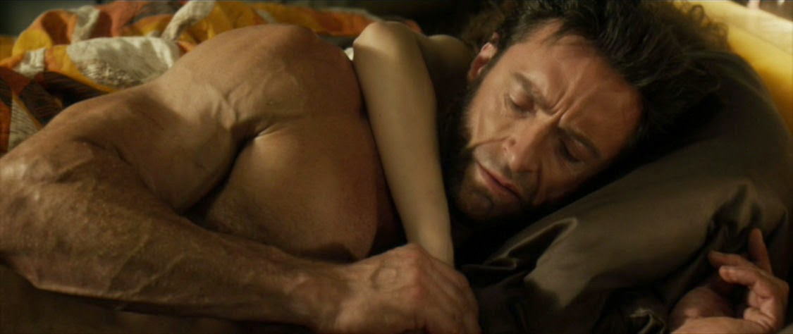 Hugh Jackman Naked X Men 31