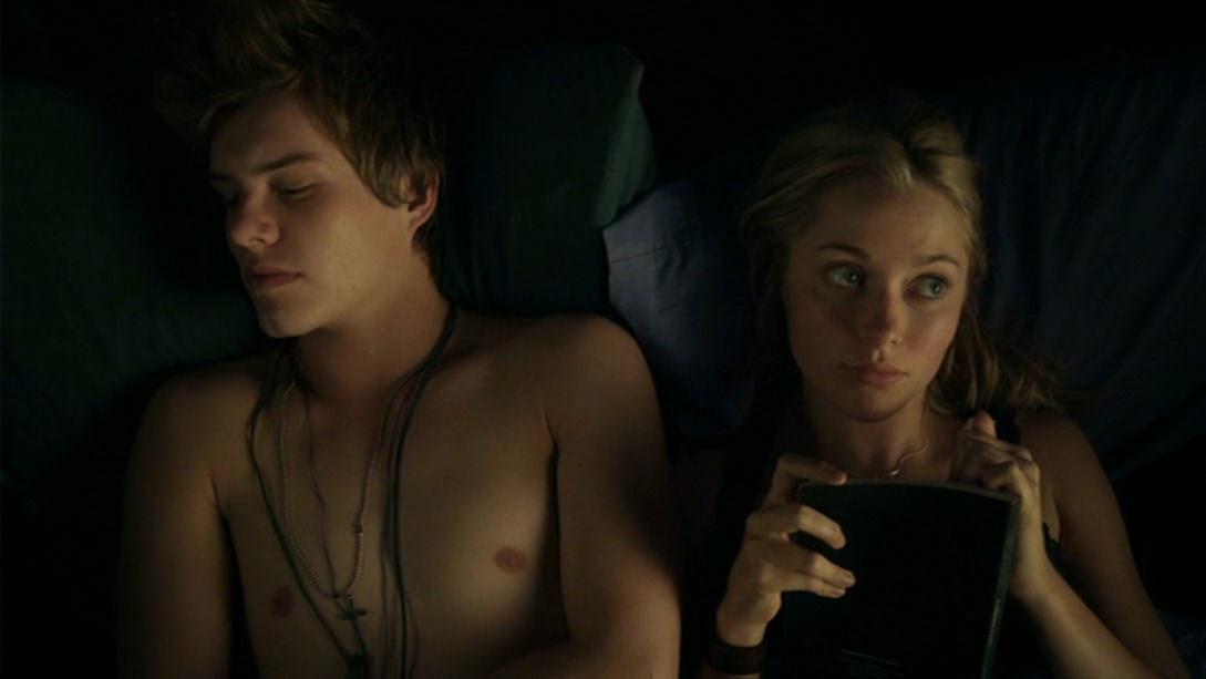 Was Xavier samuel nude like this