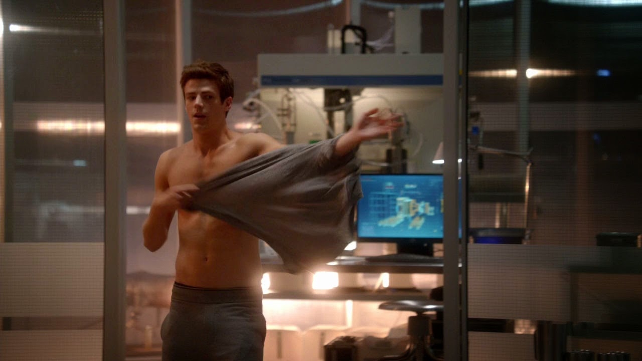 Grant Gustin Dc S Men Of The Moment